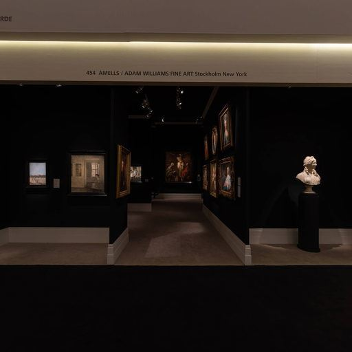 Adam Williams Fine Art Ltd - TEFAF Maastricht 2020