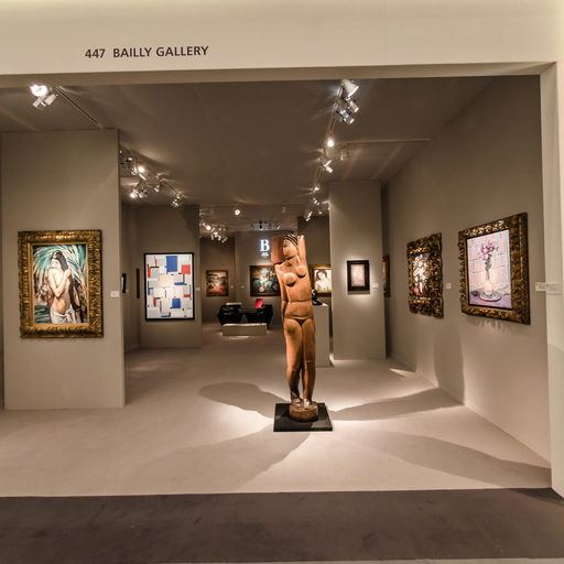 Bailly Gallery - TEFAF Maastricht 2017