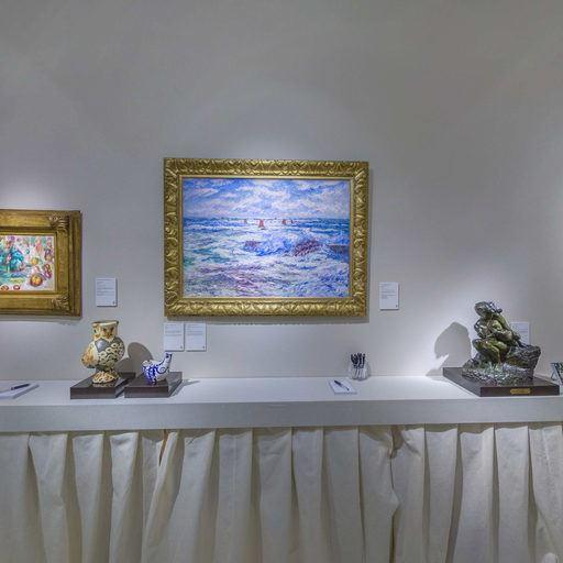 Bailly Gallery - Fine Art Paris 2018