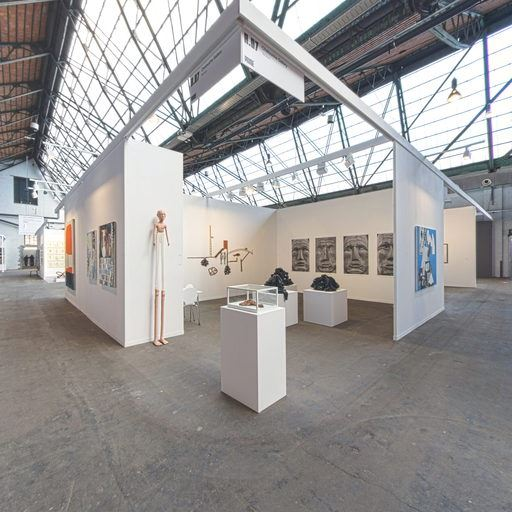 Chelouche Gallery for Contemporary Art - Art Brussels 2017