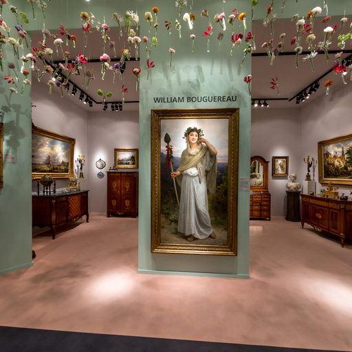 Daatselaar Fine Art & Antiques - TEFAF Maastricht 2017