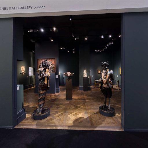 Daniel Katz Gallery - TEFAF Maastricht 2019