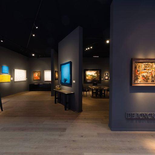 De Jonckheere - BRAFA Art Fair 2020