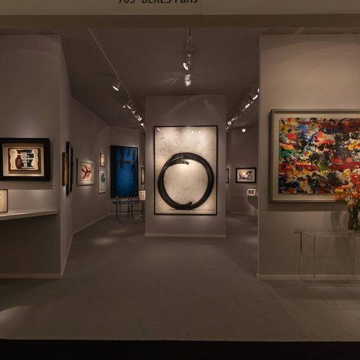 Galerie Berès - TEFAF Maastricht 2020