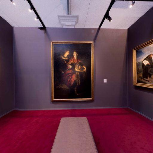 Galerie Canesso - Paris Tableau 2017