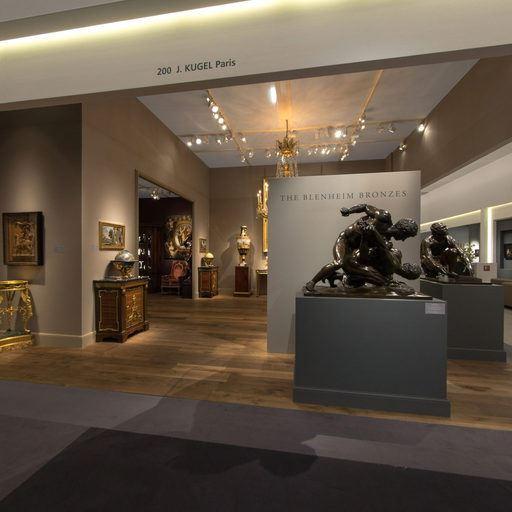 Galerie J.Kugel  - TEFAF Maastricht 2017
