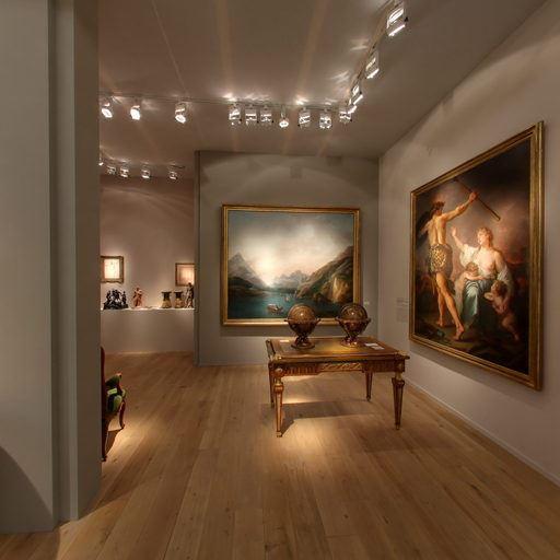 Galerie Perrin - TEFAF NY Fall 2017