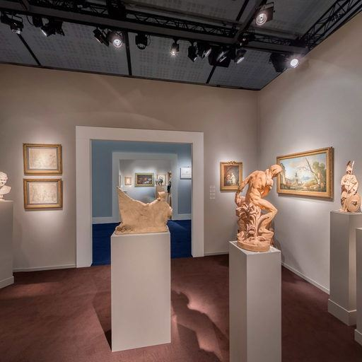Galerie Perrin - Fine Art Paris 2018