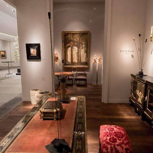 Galerie Perrin - TEFAF Maastricht 2018