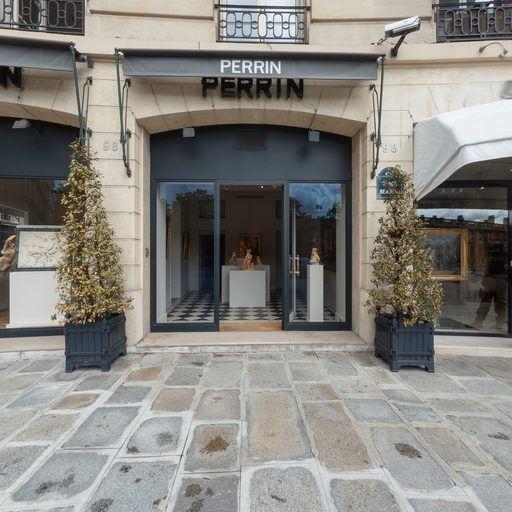 Galerie Perrin - Praise of sculpture : 1600-1900