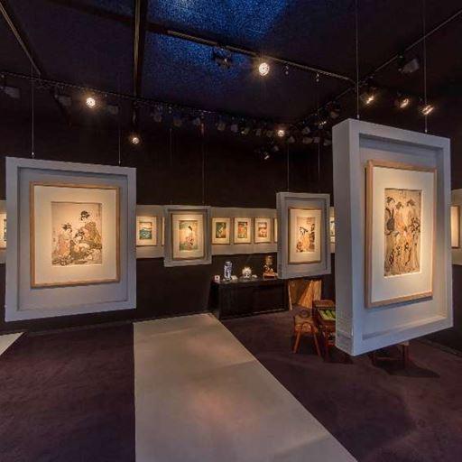 Galerie Tanakaya - BRAFA 2018
