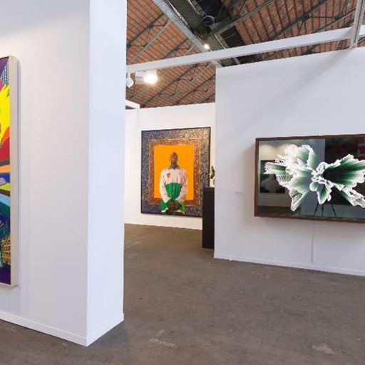 Galerie Templon - Art Brussels 2018