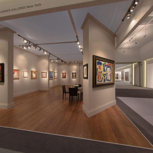 Hammer Galleries - TEFAF Maastricht 2017