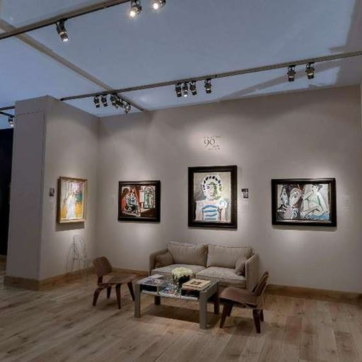 Hammer Galleries - TEFAF Maastricht 2018