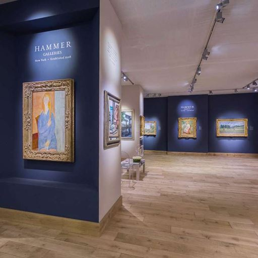 Hammer Galleries - TEFAF Maastricht 2019