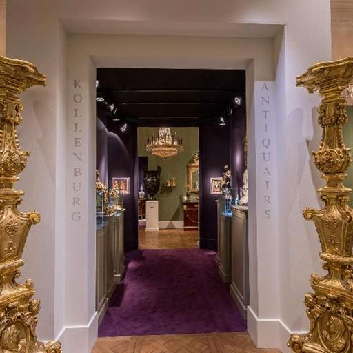 Kollenburg Antiquairs - TEFAF Maastricht 2018