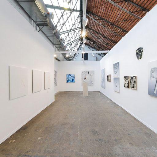 Nosbaum Reding - Art Brussels 2017