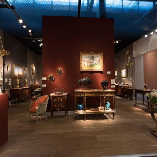 Ralph Gierhards Antiques-Fine Art - TEFAF Maastricht 2017
