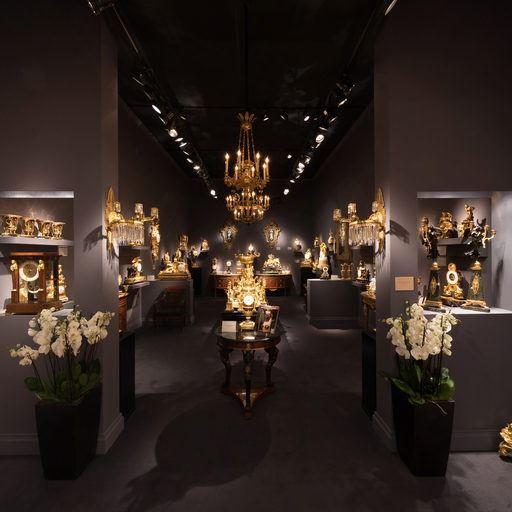 Richard Redding Antiques Ltd - TEFAF Maastricht 2017