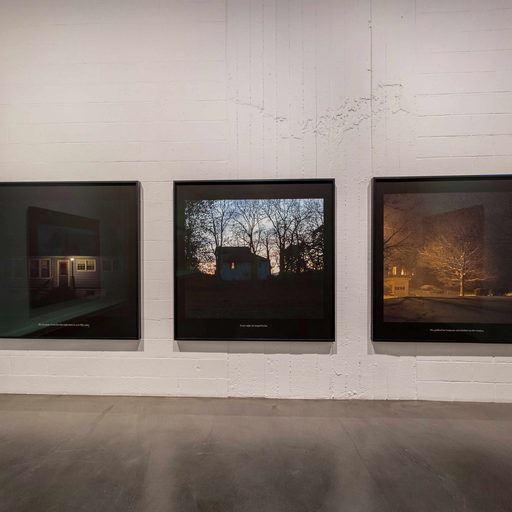 Roberto Polo Gallery - Carolyn Marks Blackwood   The Story Series