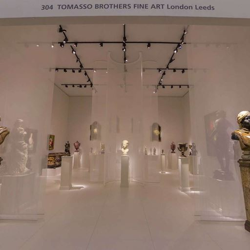 Tomasso Brothers Fine Art - TEFAF Maastricht 2019