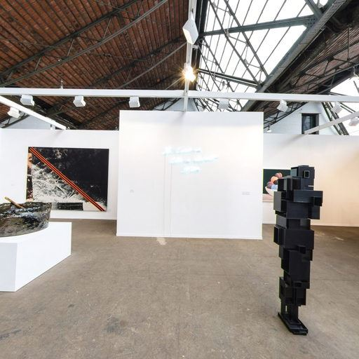 Xavier Hufkens - Art Brussels 2017