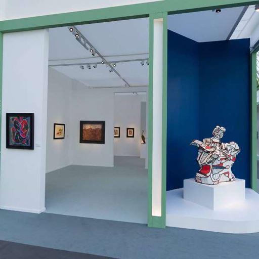 A&R Fleury - La Biennale Paris 2019