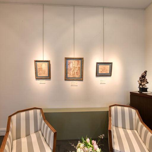 Alexis Bordes - Exposition