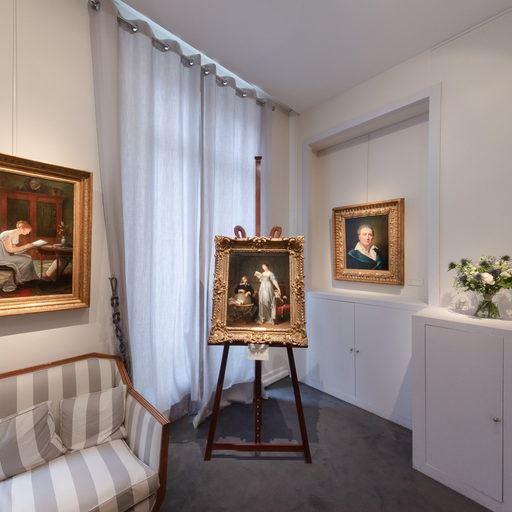 Alexis Bordes - L'Art du portrait, du néoclassicisme au romantisme