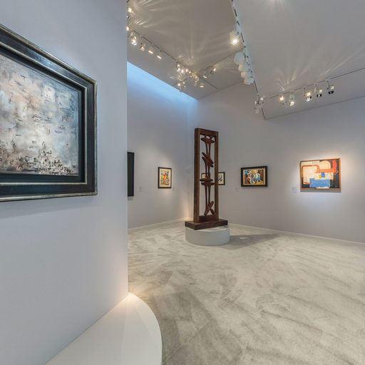 Aktis Gallery - La Biennale Paris 2017