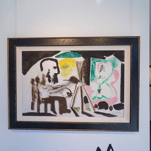 Boon Gallery - MASTERS OF ART : PABLO PICASSO