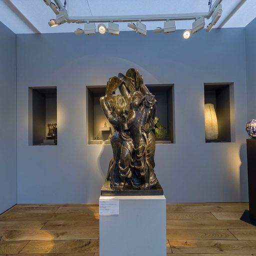 Bowman Sculpture - BRAFA Art Fair 2019