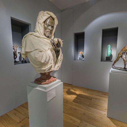 Bowman Sculpture - TEFAF Maastricht 2019