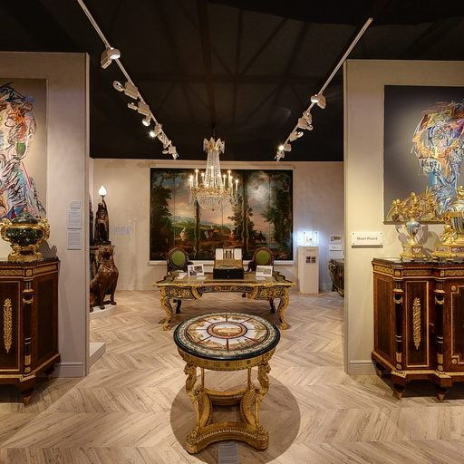 Butchoff Antiques - Masterpiece London 2018