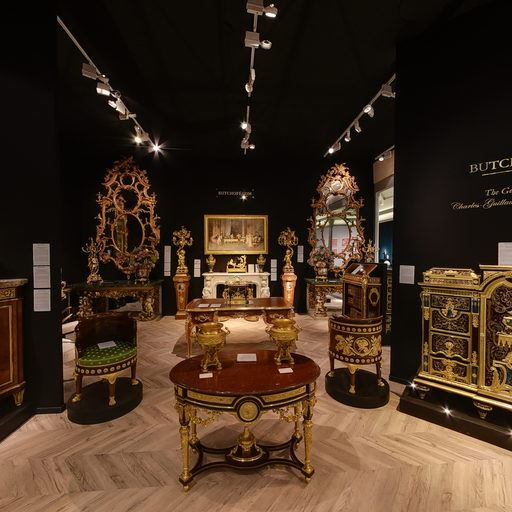 Butchoff Antiques - Masterpiece London 2019