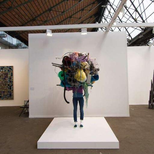 Ceysson & Bénétière - Art Brussels 2018