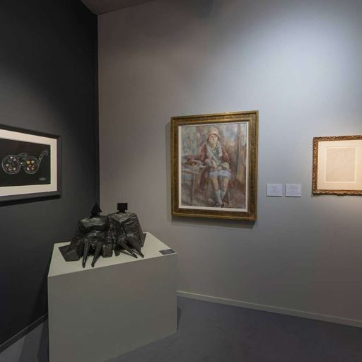 Connaught Brown - TEFAF Maastricht 2020