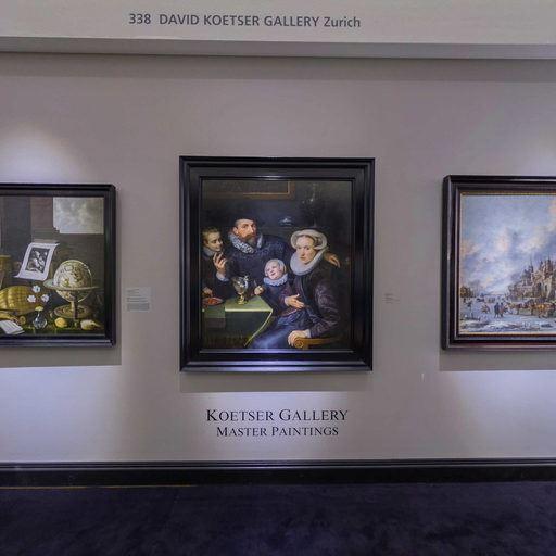 David Koetser Gallery - TEFAF Maastricht 2019