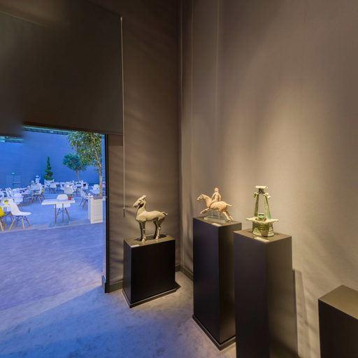 Galerie Eric Pouillot - La Biennale  Paris 2018