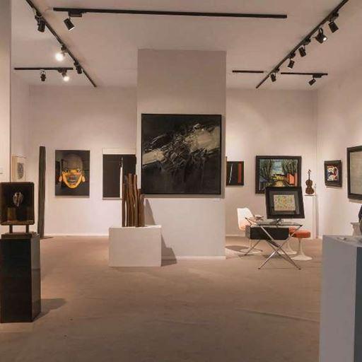 Galeries AB-BA - BRAFA 2018