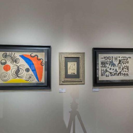 Galeries AB-BA - Salon du Dessin 2018