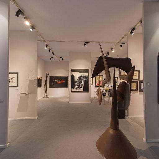 Galeries AB-BA - BRAFA Art Fair 2020