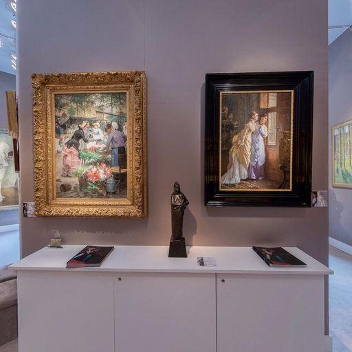 Galerie Ary Jan - La Biennale Paris 2017