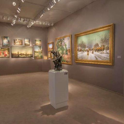 Galerie Ary Jan - BRAFA 2018