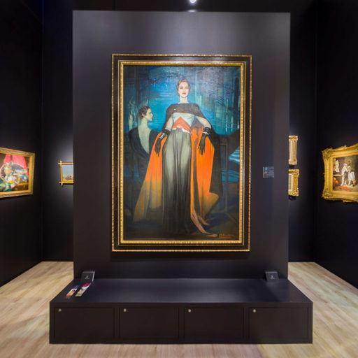 Galerie Ary Jan - La Biennale Paris 2018