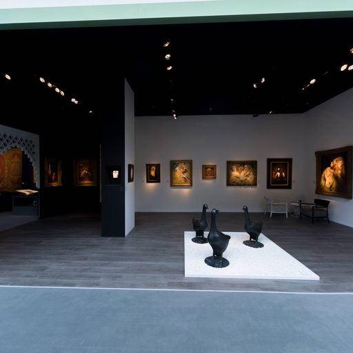 Galerie Ary Jan - La Biennale 2019