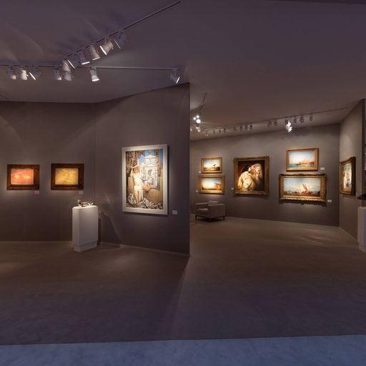 Galerie Ary Jan - BRAFA Art Fair 2020