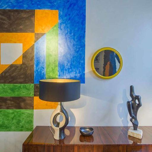 Galerie Chastel-Maréchal - Modernité du design brésilien, 1950-1980