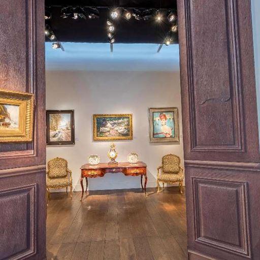 Galerie Delvaille - La Biennale Paris 2017