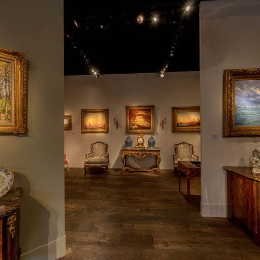 Galerie Delvaille - BRAFA 2018